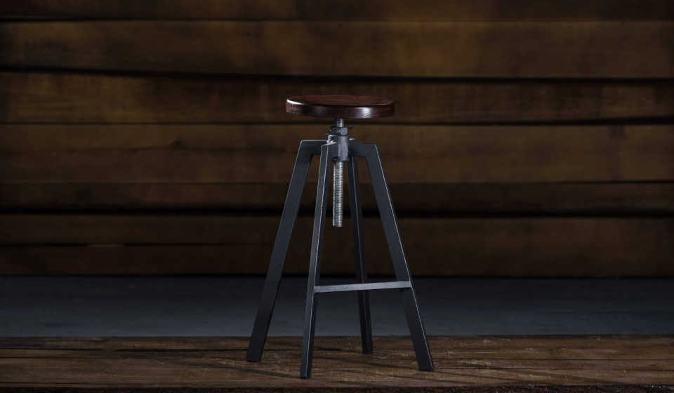 tall-bar-stool-wooden-background